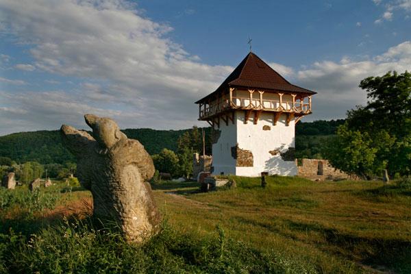 Козацька твердиня. Село Буша
