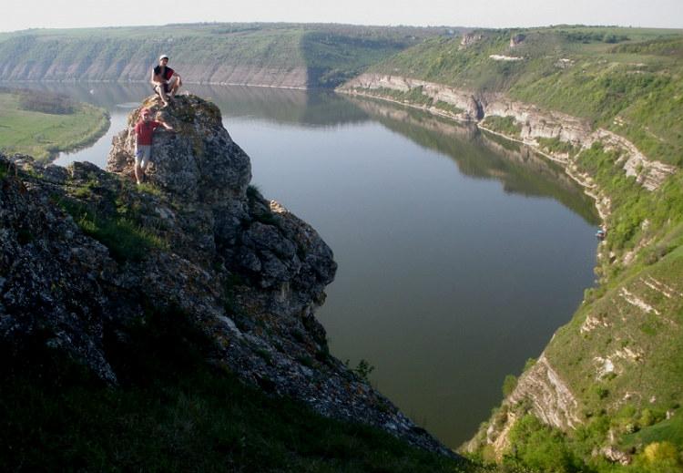 Дністровський каньйон