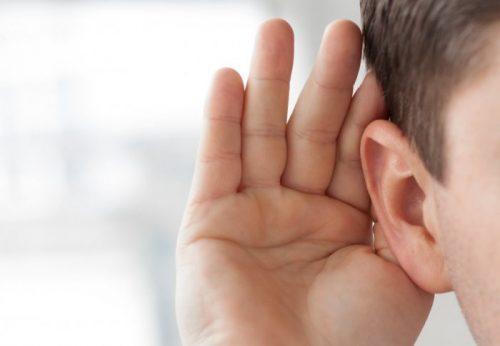 глухі люди