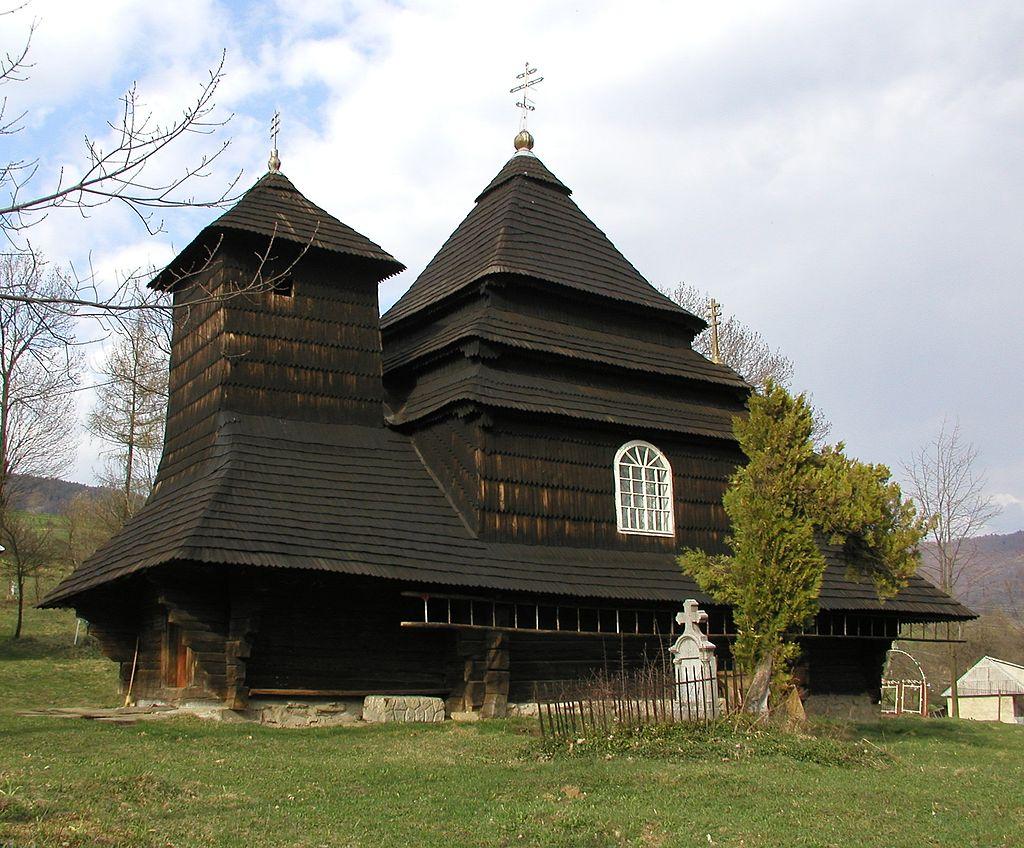 Церковь Святого Михаила, Ужок