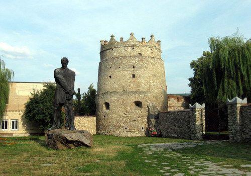 Летичівський замок
