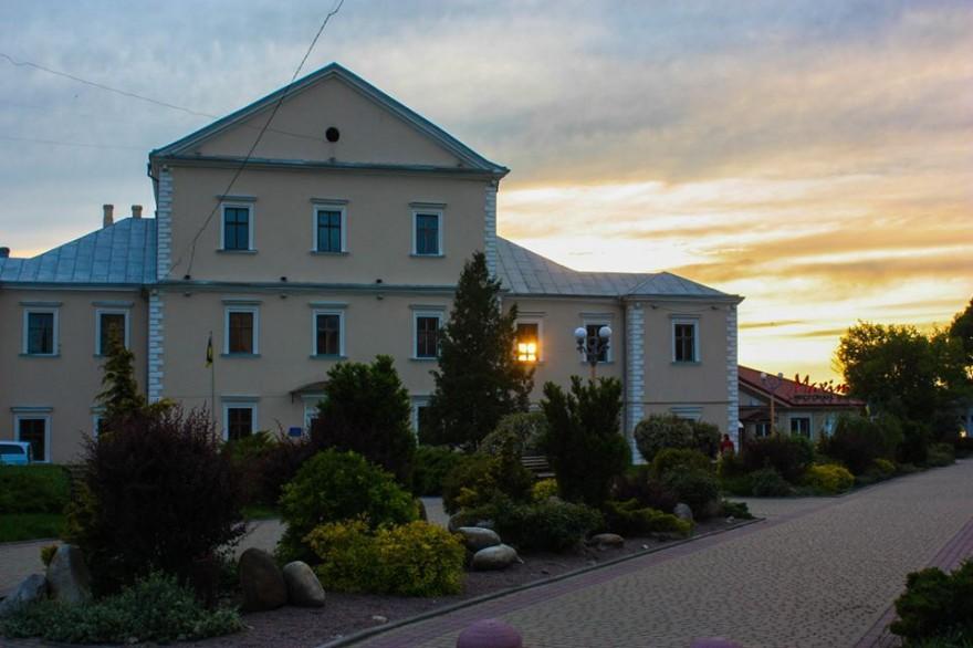 Старий замок у Тернополі