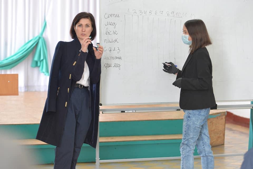 Майстер-клас з Русланою Балакір