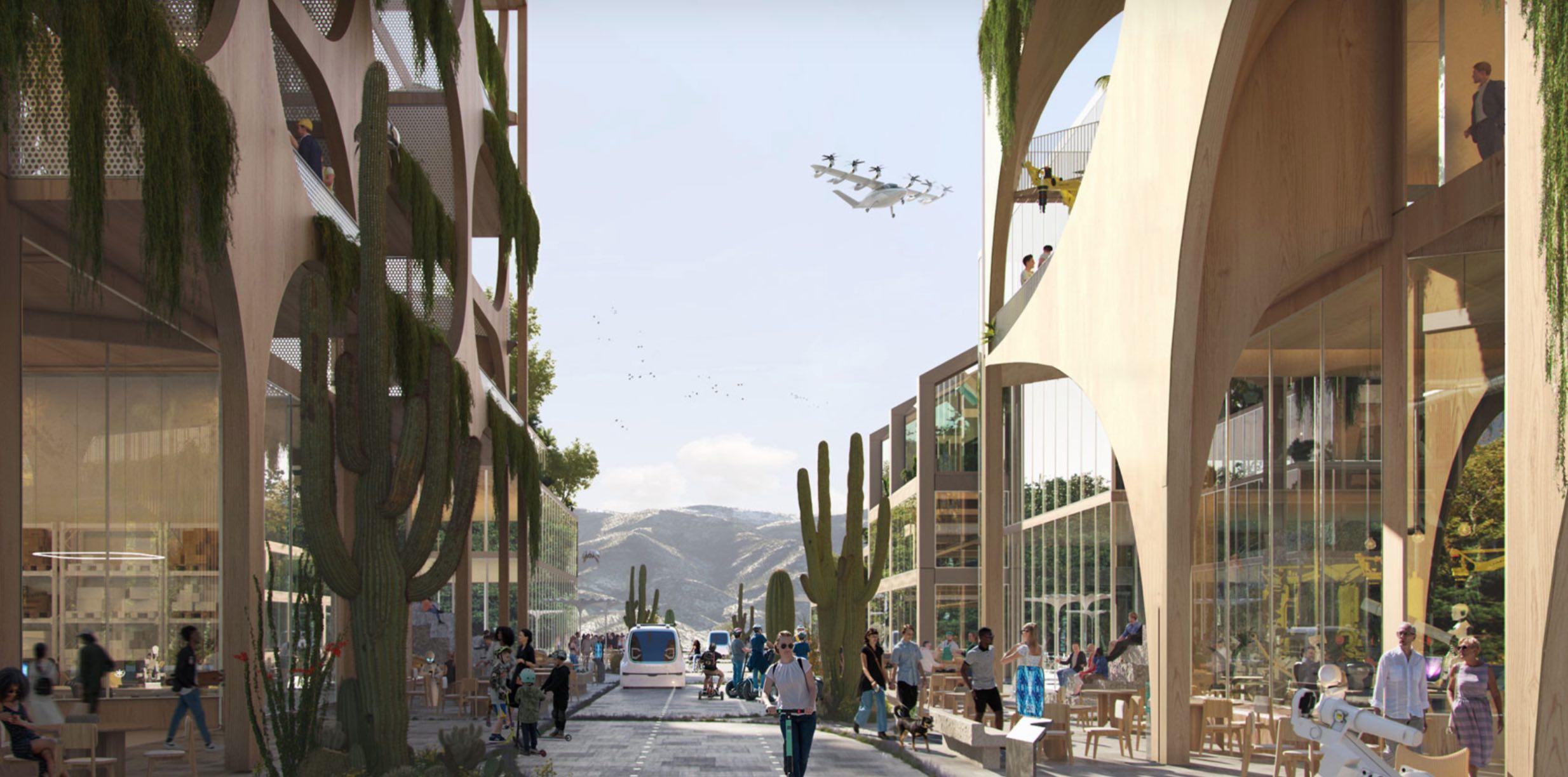 екологічне місто майбутнього